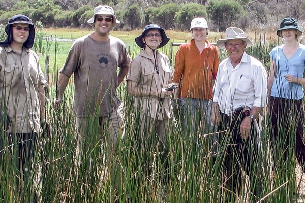 Wetlands - For Volunteers